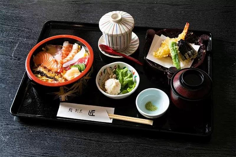 鮨割烹 匠 ランチ 旬の食材を使用した定食・仕出し弁當