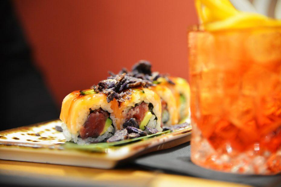 ristorante sushi giapponese brera milano