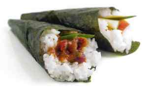 Make Temaki Sushi