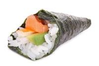 Temaki Sushi (temaki-zushi)