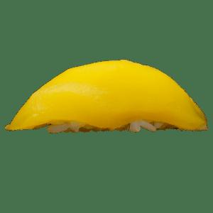 Nigiri de mango