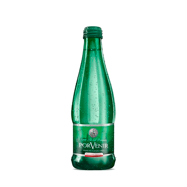 Agua mineral Porvenir sin gas 350 cc