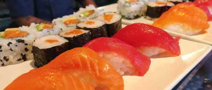 SushiOlé Sushi en Madrid