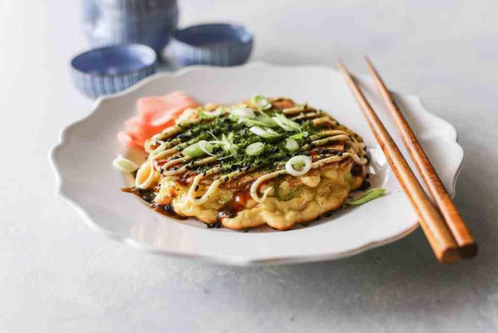 Okonomiyaki - SushiOle