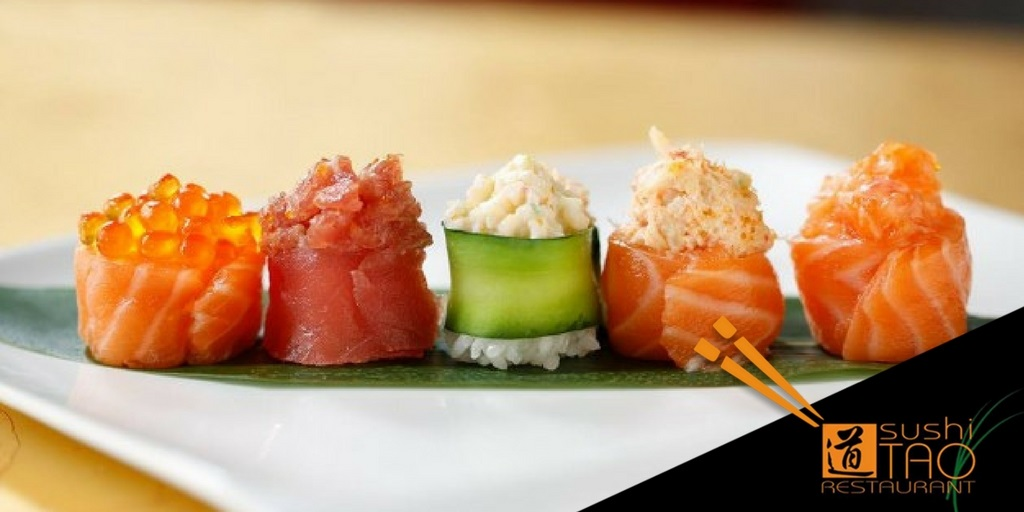 Cosa sono i Gunkan  Sushi Tao Ristorante