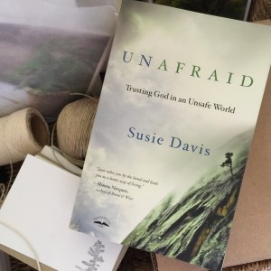 unafraid signed by author