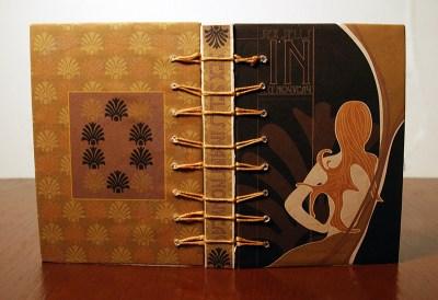 Book Binding- Art Nouveau