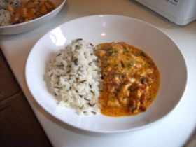 Chicken & Tarragon With Sun Dried Tomatoes