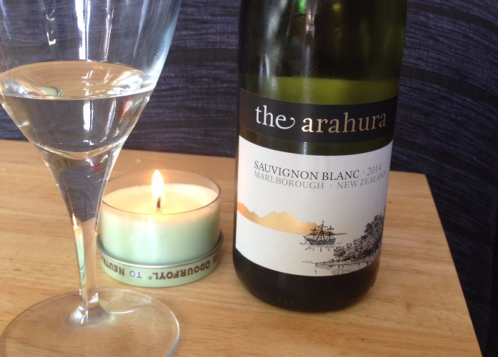 The Arahura (Sauvignon Blanc)