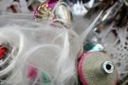 spun glass angel hair christmas