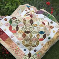 Orange Peel Quilt and Pattern