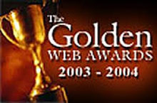 Golden Web Awards - Otorgado por España
