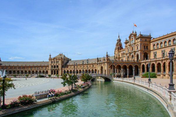 Plaza de España things to do in Seville