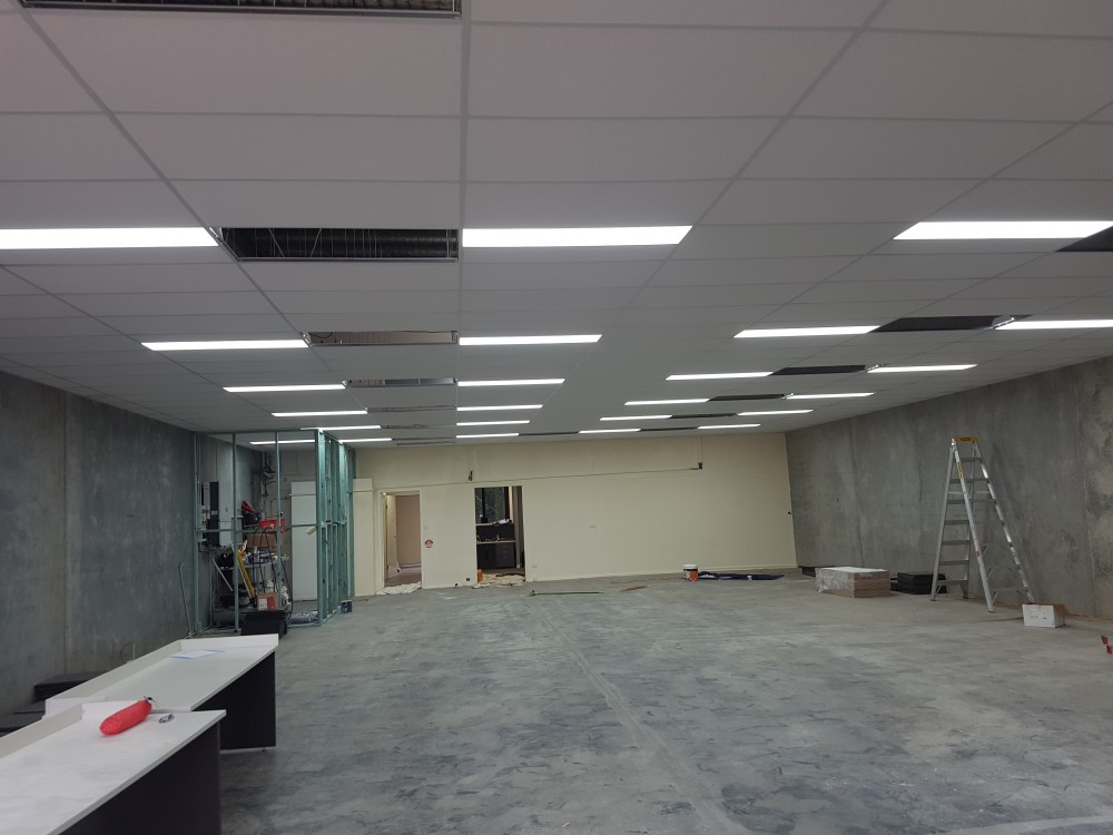 Tile ceiling in Brisbane built by Suspended Ceilings QLD