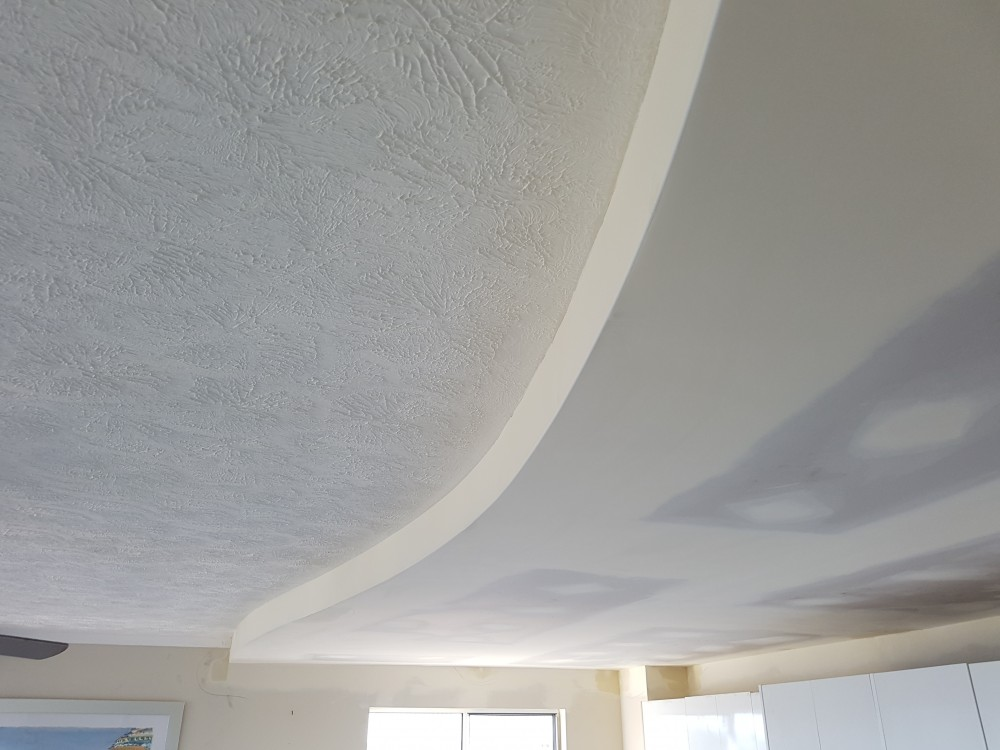 Curved Bulkhead Sunshine Coast built by Suspended Ceilings QLD