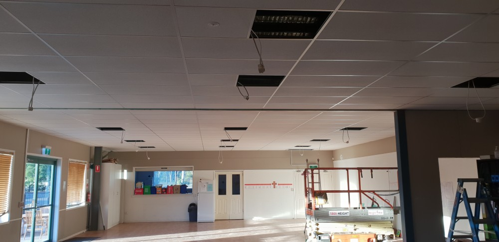 Suspended ceiling in Caboolture