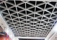 unique Lattice Suspended metal ceiling grid For Office