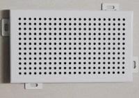 Acoustical Aluminum Wall Panels / Commercial Perforated ...