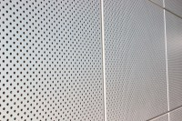 Exterior Wall Decoration Perforated Aluminum Wall Panels ...