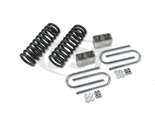 Belltech belltech-443 Lowering Kit 2 inch Front and 3 inch