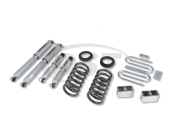 Belltech belltech-630sp Lowering Kit Adjustable Front and