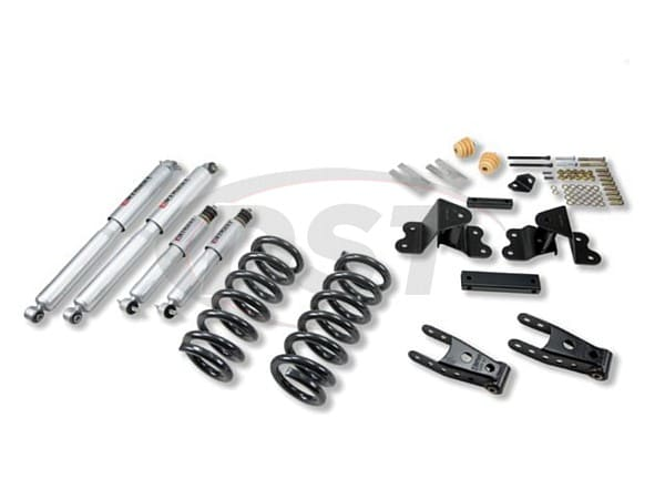 Belltech belltech-691sp Lowering Kit Adjustable Front and