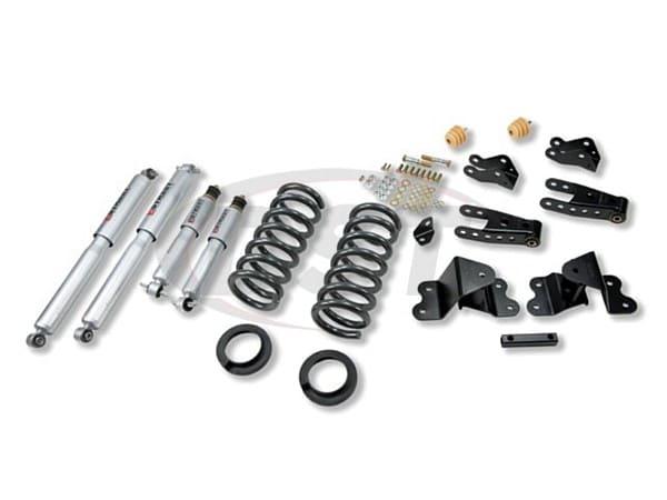 Belltech belltech-698sp Lowering Kit Adjustable Front and