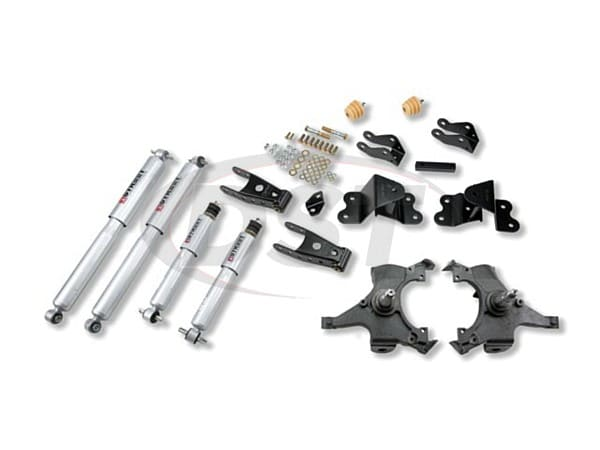 Belltech belltech-699sp Lowering Kit 2 inch Front and 4