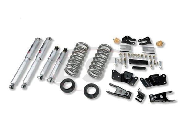 Belltech belltech-715sp Lowering Kit Adjustable Front and