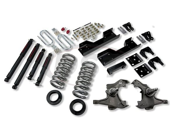 Belltech belltech-717nd Lowering Kit Adjustable Front and