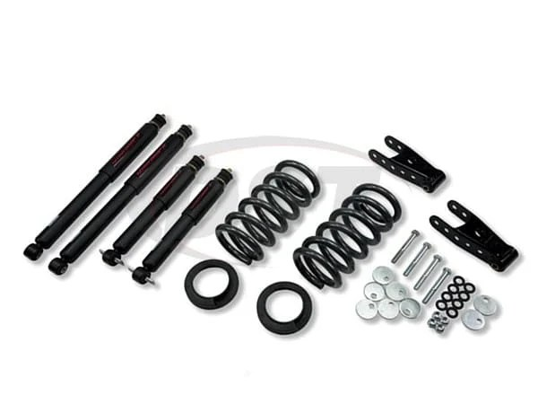 Belltech belltech-920nd Lowering Kit Adjustable Front and