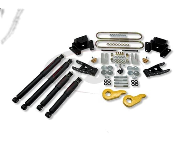 Belltech belltech-938nd Lowering Kit Adjustable Front and