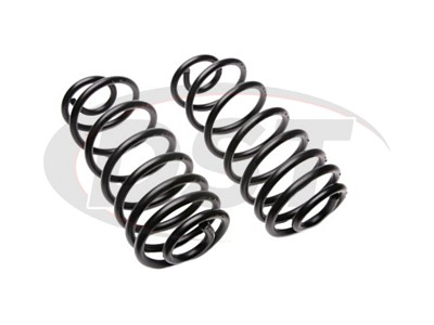 Moog Front Strut Assemblies and Coil Springs