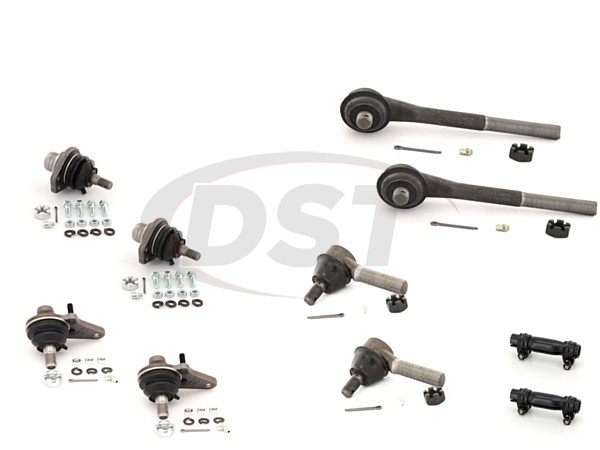 Front End Steering Rebuild Kits for the Toyota Pickup