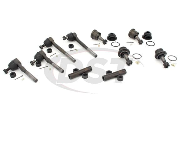Front End Steering Rebuild Kits for the Ford F150