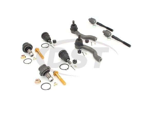 Front End Steering Rebuild Kits for the Nissan Pathfinder