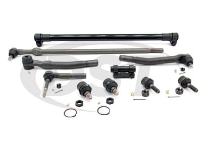 ford f250 super duty 4wd 2005, Moog Suspension Parts.
