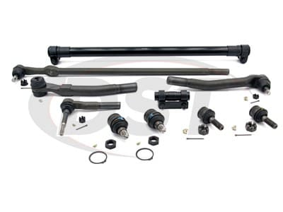 ford f250 super duty 4wd 2008, Moog Suspension Parts.