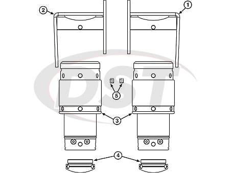 Hummer H3 Suspension Diagram