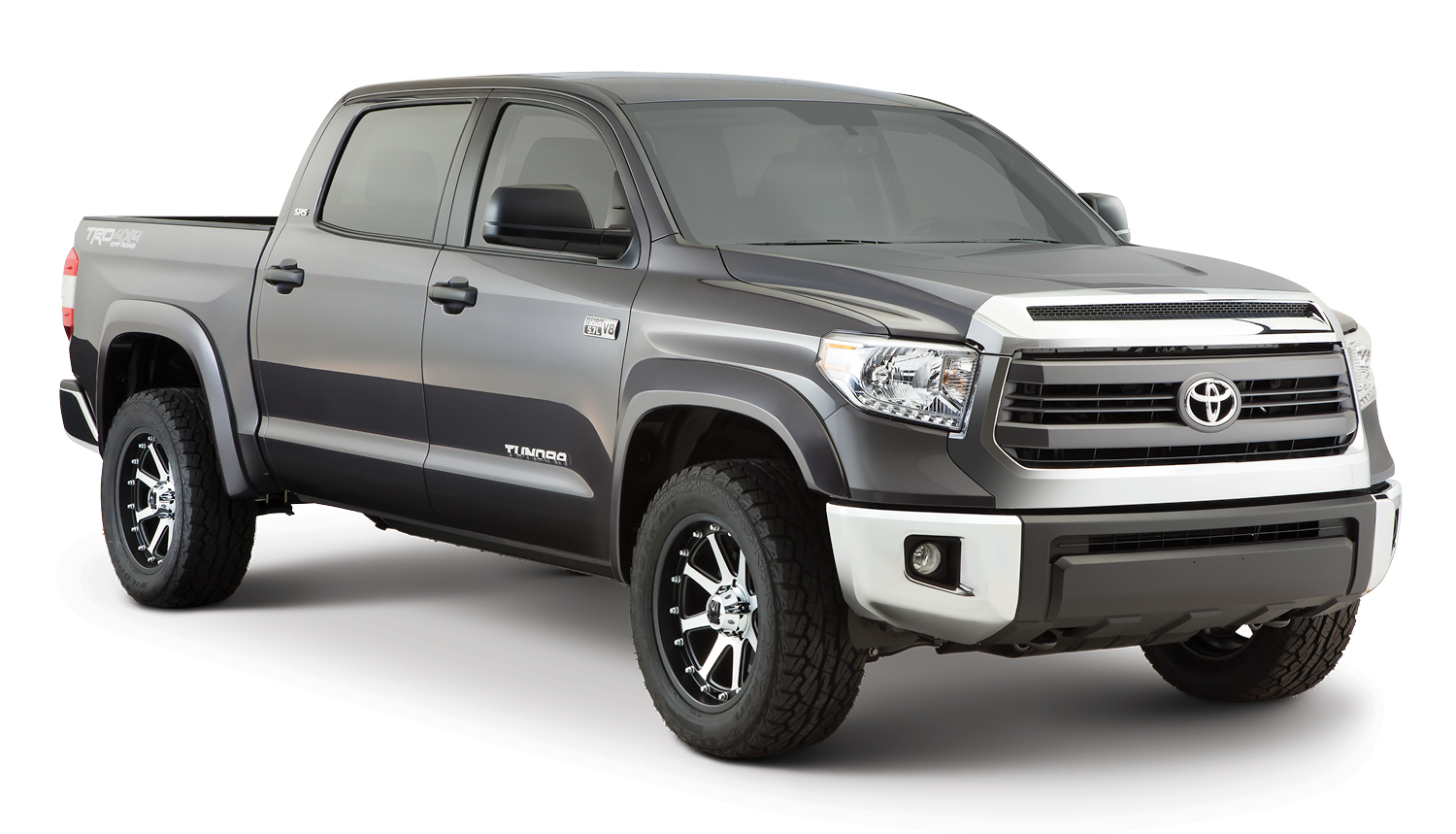 hight resolution of bushwacker toyota tundra extend a fender flares set 2014 2018 30919 02