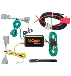jeep cherokee 2014 2018 wiring kit harness curt mfg 56208 vehicle wiring tow behind rv 2014 [ 1024 x 1024 Pixel ]