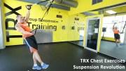 trx chest exercises reverse fly