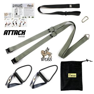 woss attack suspension trainer