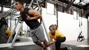 trx sports medicine suspension training course near you