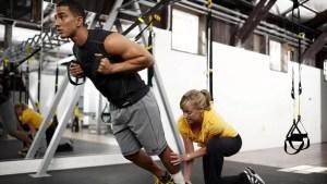 trx sports medicine suspension training course near you