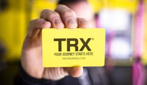 trx training course gift card