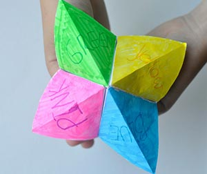 taller extra-escolar Chatterboxes