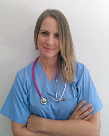 Raquel Calvo - Fisioterapia Respiratoria y Pediátrica