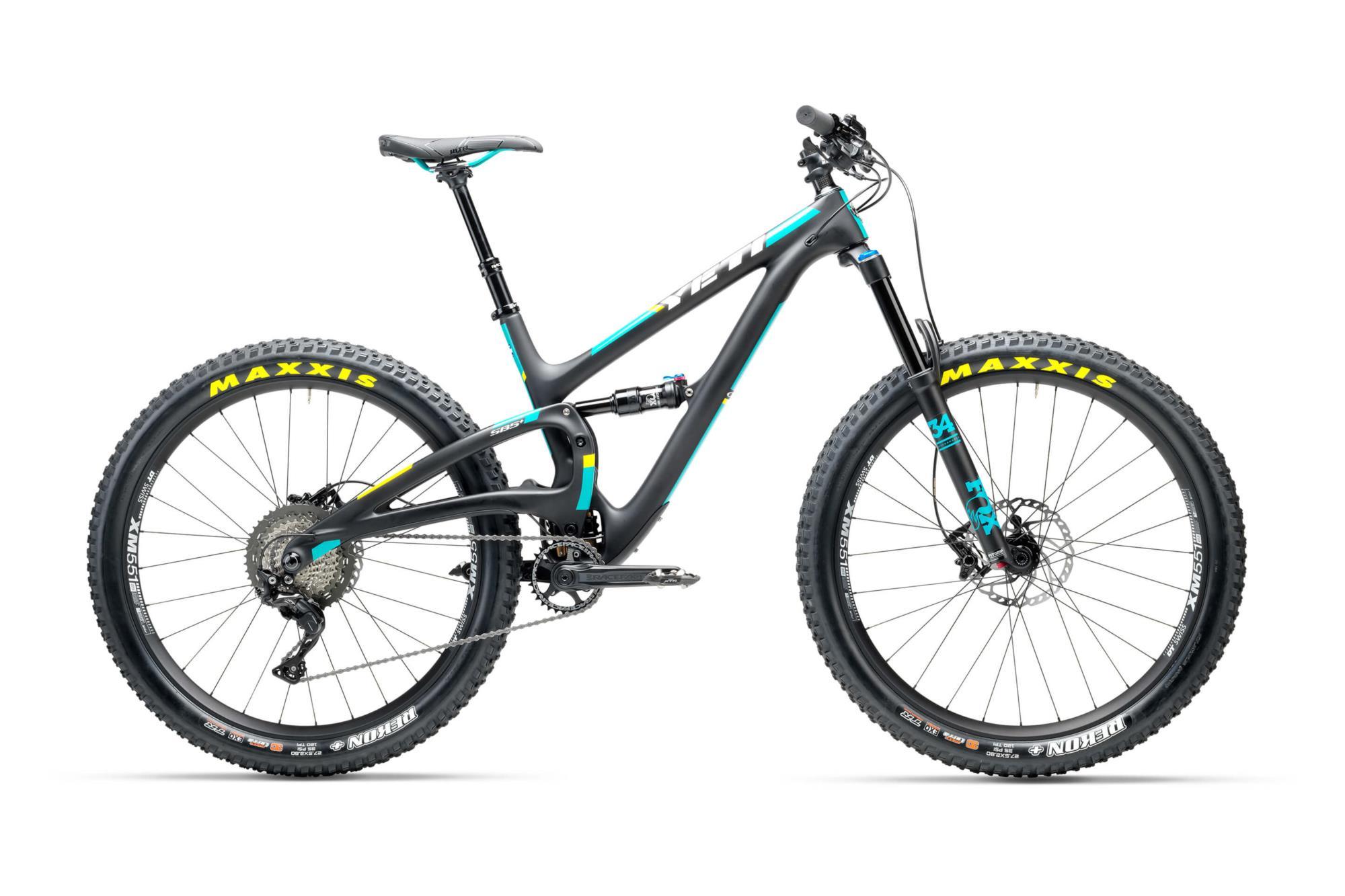 2017 Yeti SB5+ C-Series 27.5