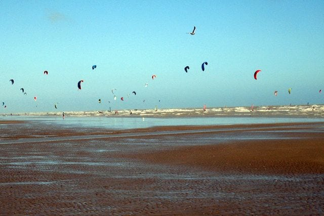 Camber Sands, East Sussex